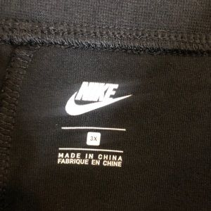 Nike Pants - Black Nike Sweatpants.